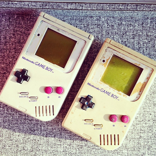 game boy nintendo anniversaire