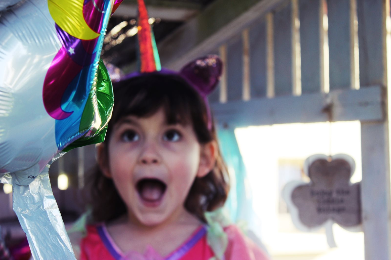 Anniversaire licorne enfant pas cher 12
