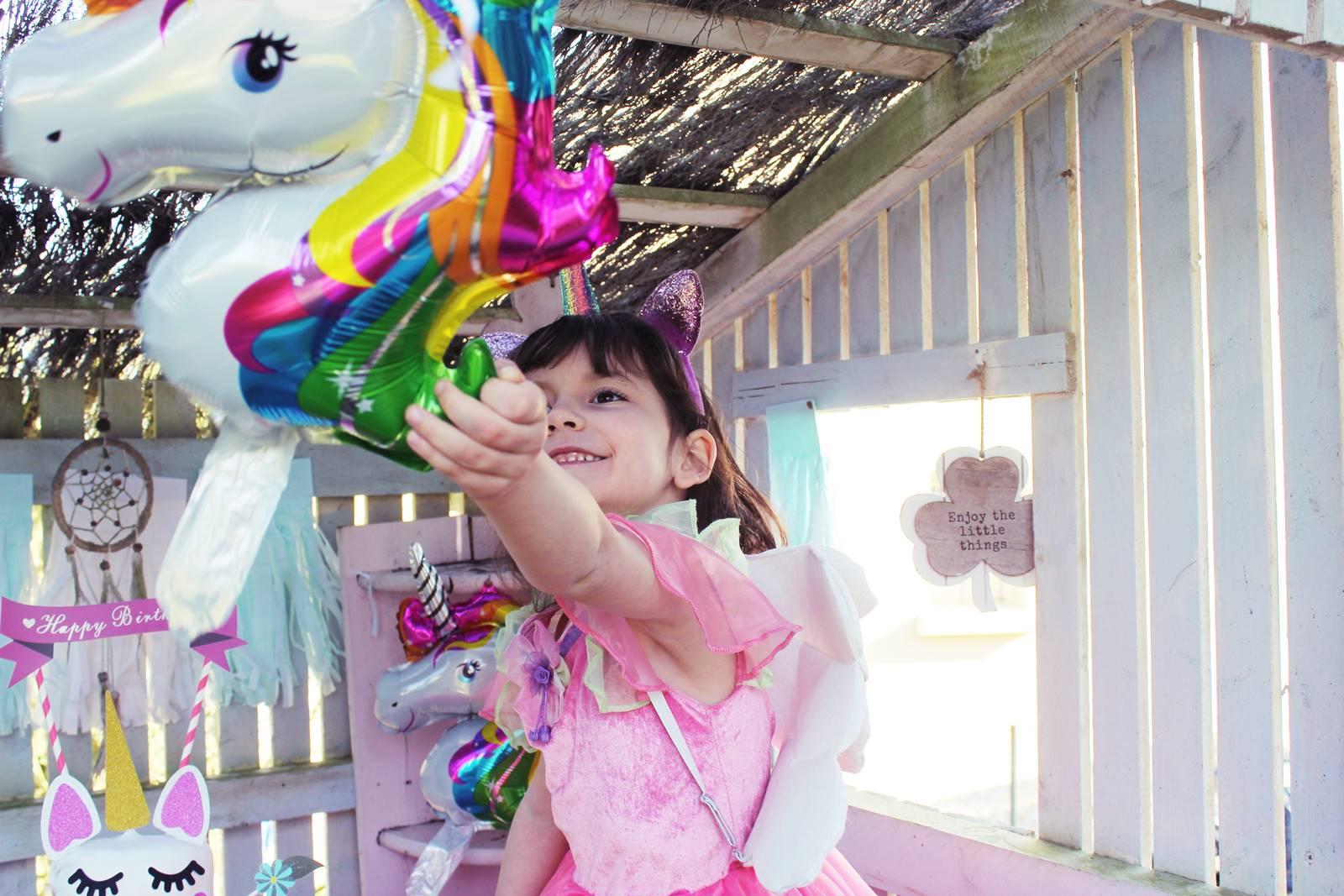 Anniversaire licorne enfant pas cher 13