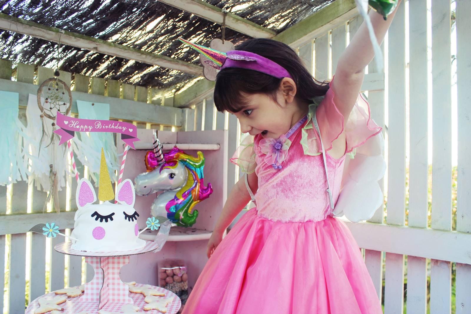 Anniversaire licorne enfant pas cher 14