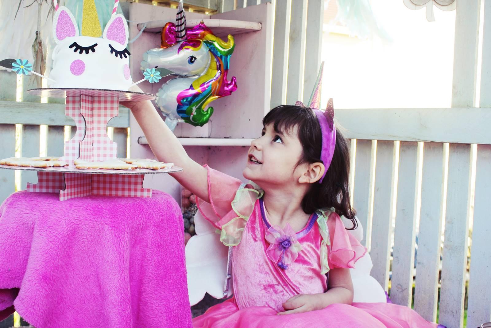 Anniversaire licorne enfant pas cher 15
