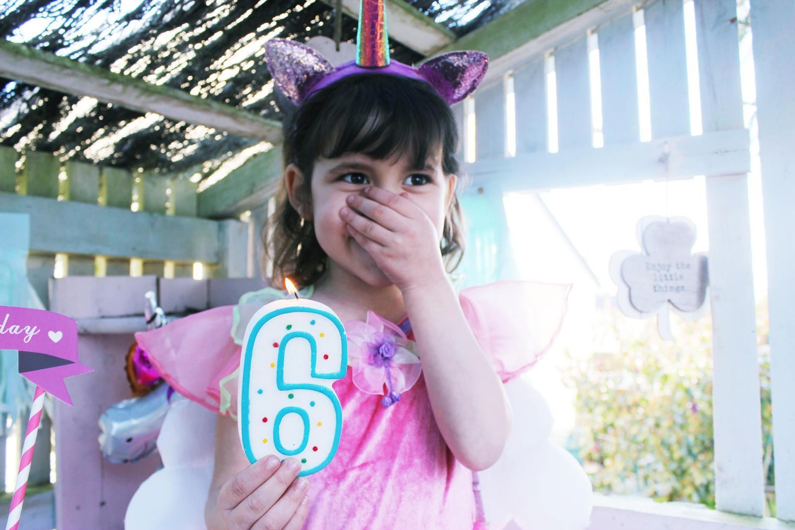 Anniversaire licorne enfant pas cher 16