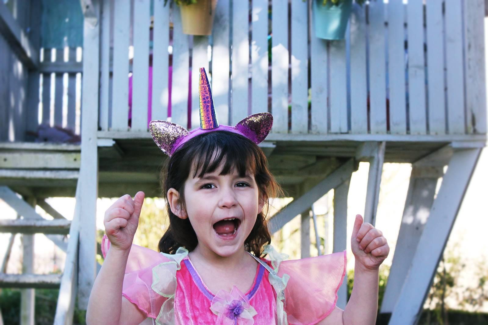Anniversaire licorne enfant pas cher 22