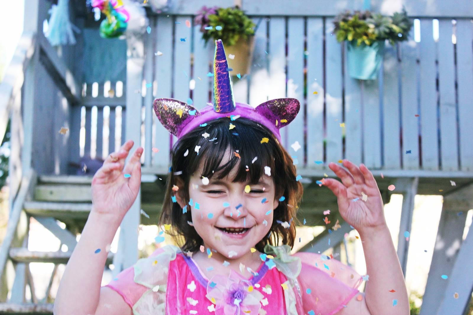 Anniversaire licorne enfant pas cher 24