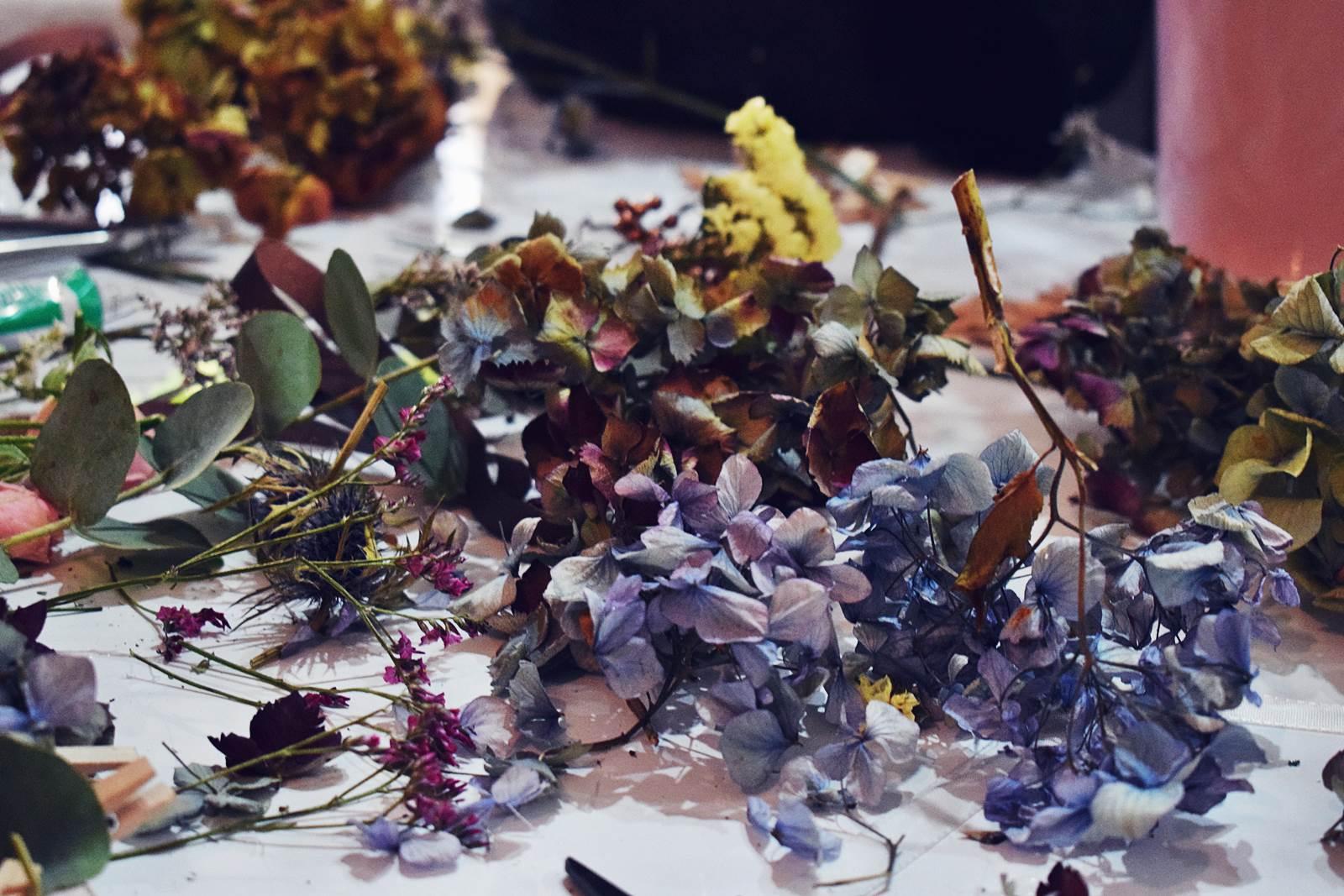 Atelier couronnes fleur photos chateaubriant 1