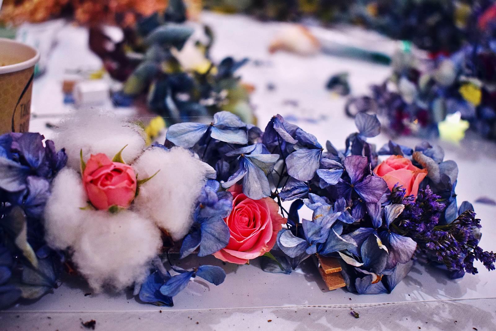 Atelier couronnes fleur photos chateaubriant 11