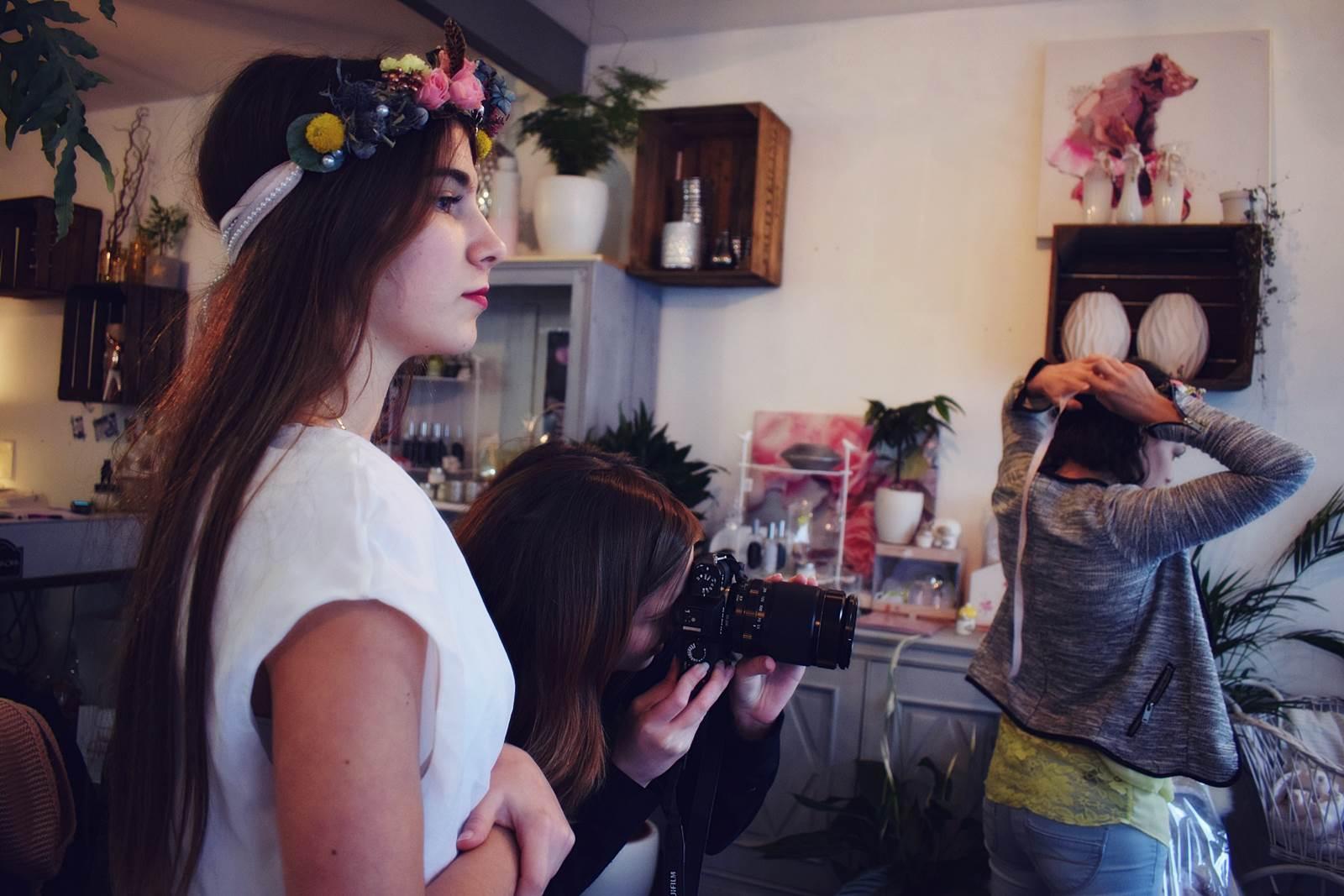 Atelier couronnes fleur photos chateaubriant 31