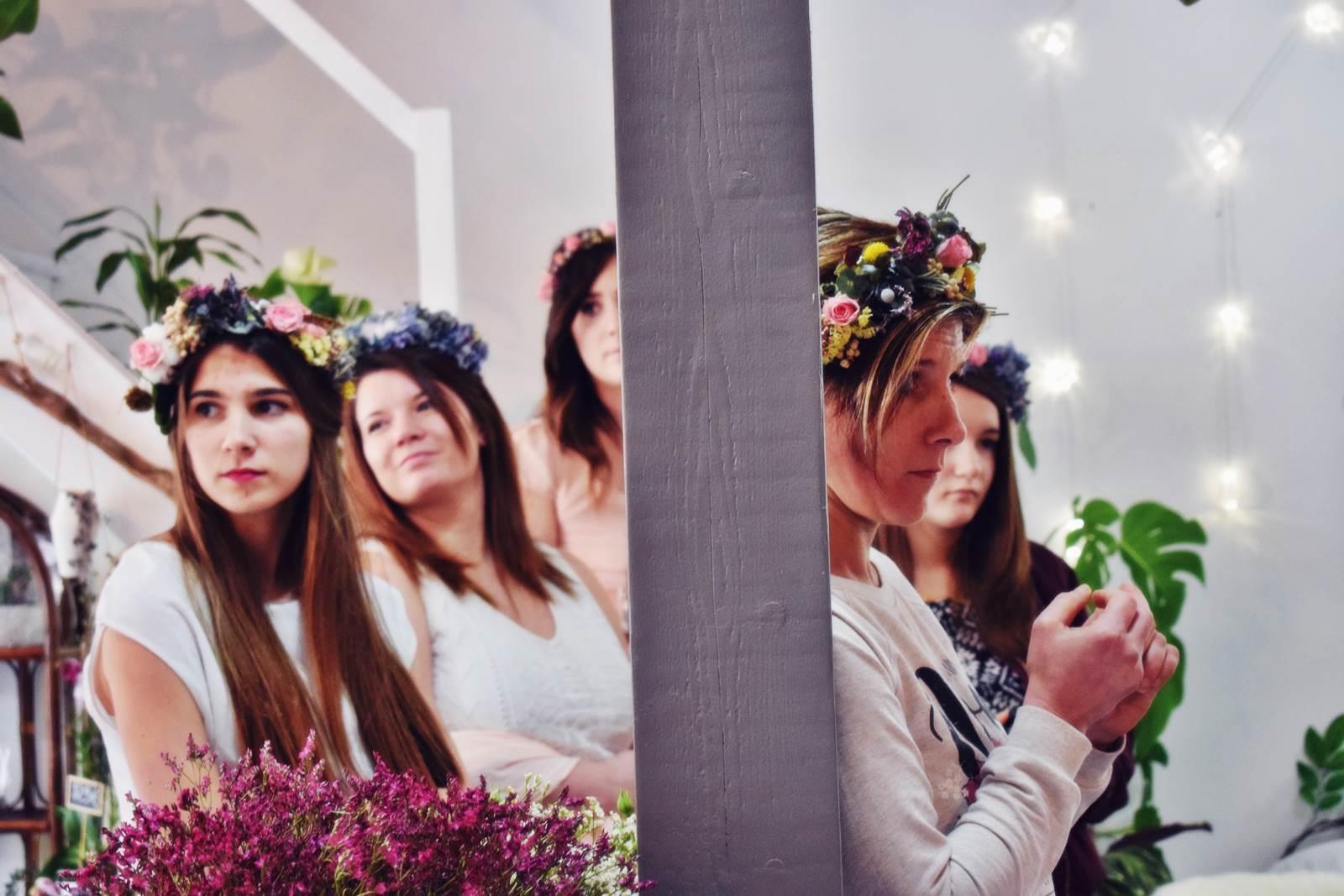 Atelier couronnes fleur photos chateaubriant 36
