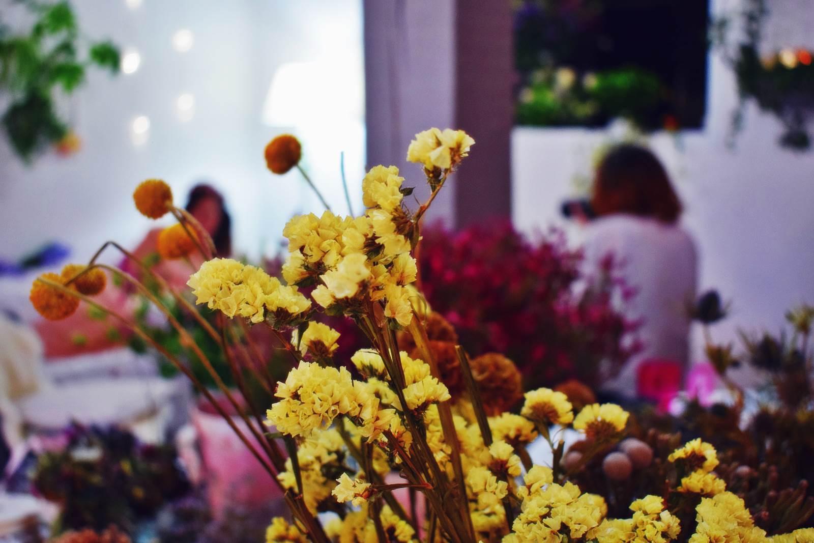 Atelier couronnes fleur photos chateaubriant 39