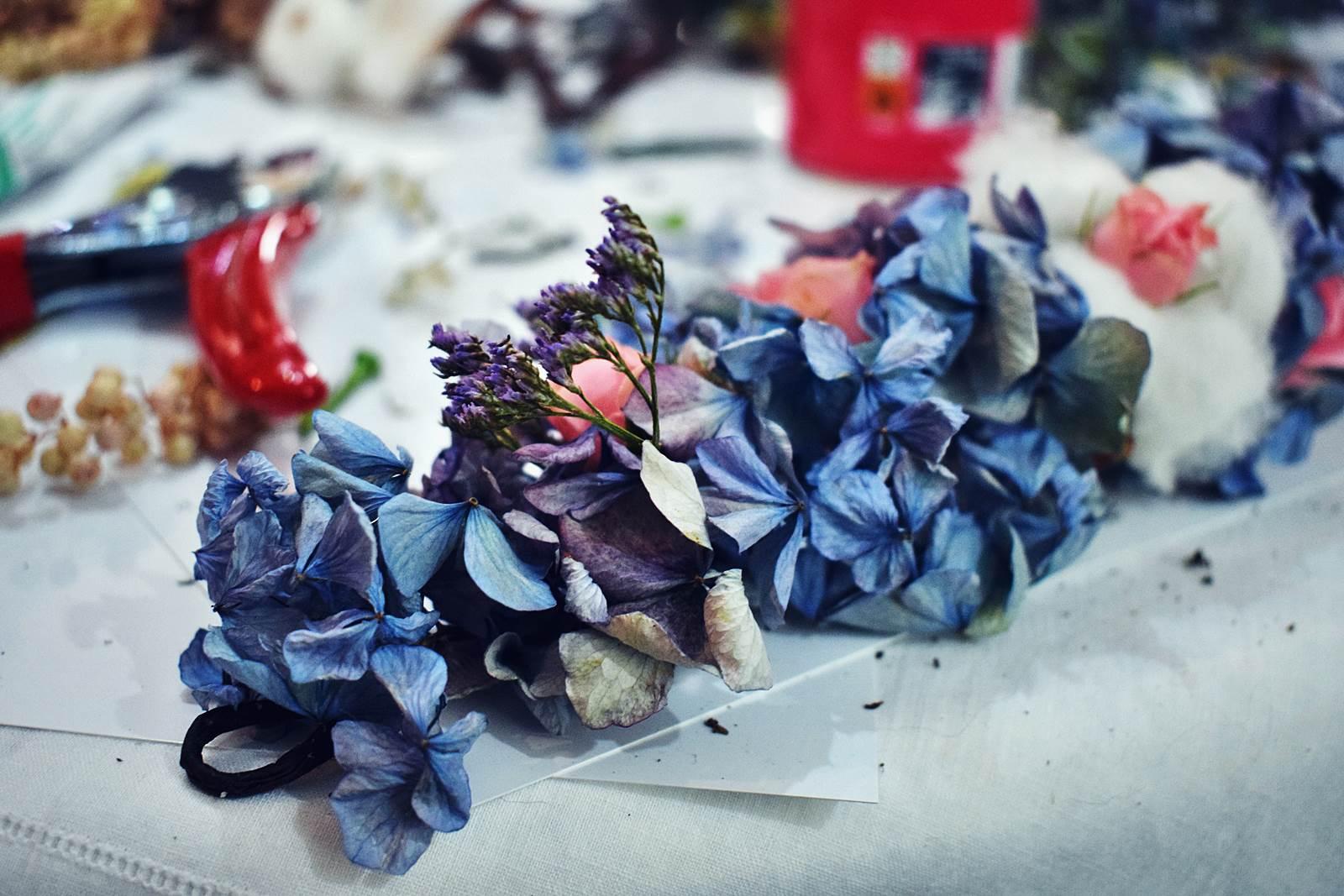 Atelier couronnes fleur photos chateaubriant 5