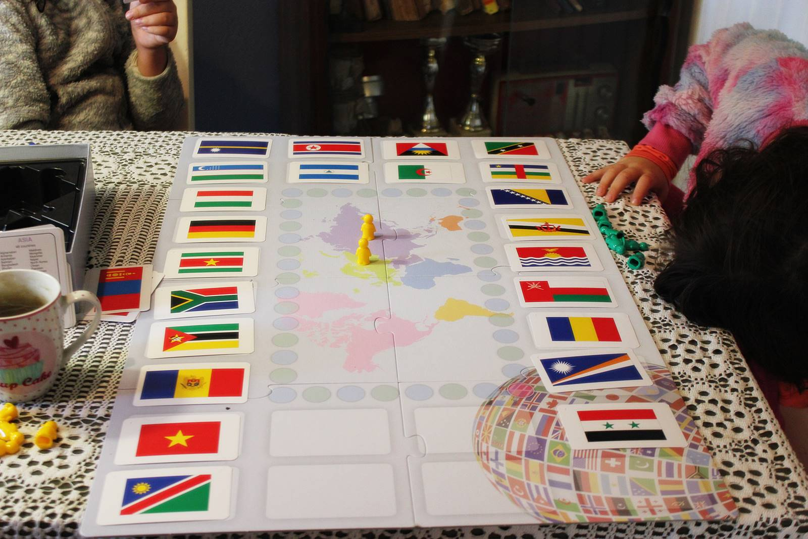 Balade autour du monde tactic 2