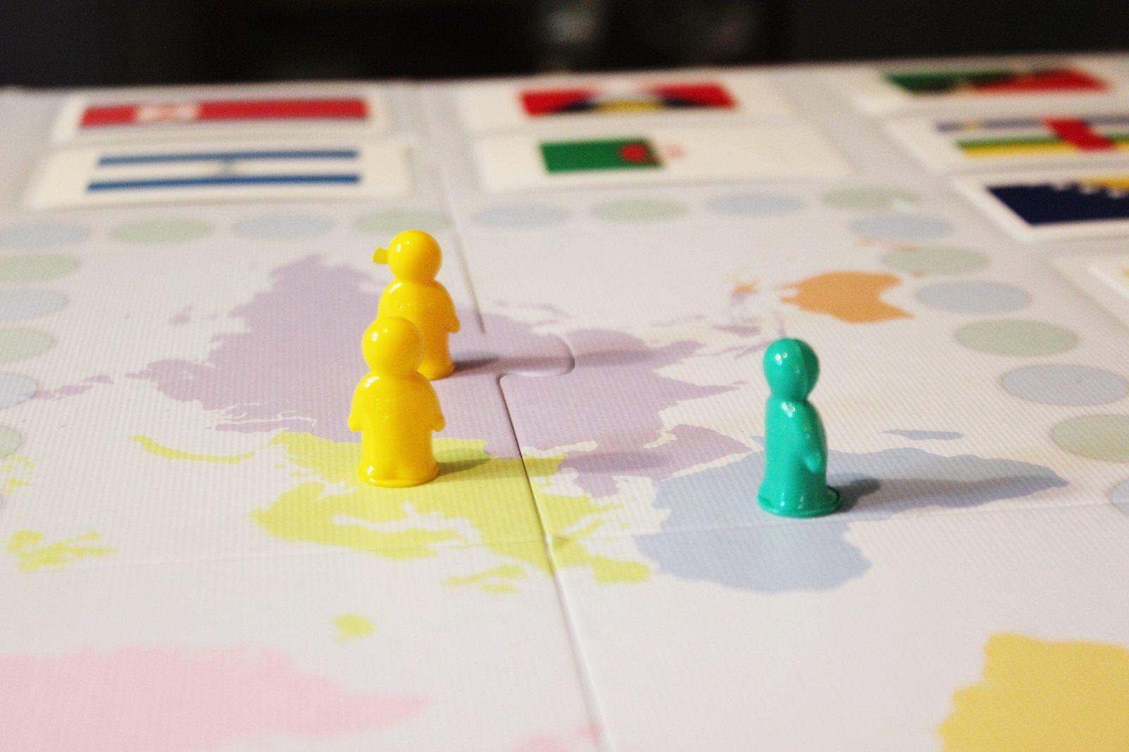 Balade autour du monde tactic 7