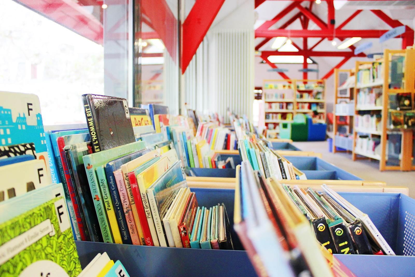 Bibliotheque ief nozay