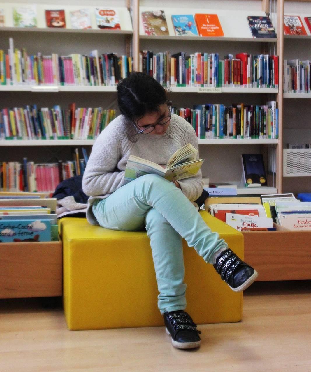 Bibliotheque ouverte le dimanche