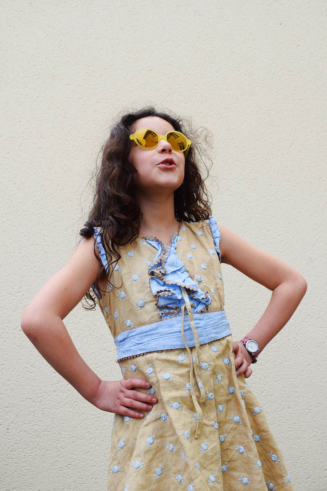 Blog ambassadeur little eleven paris lunette 1