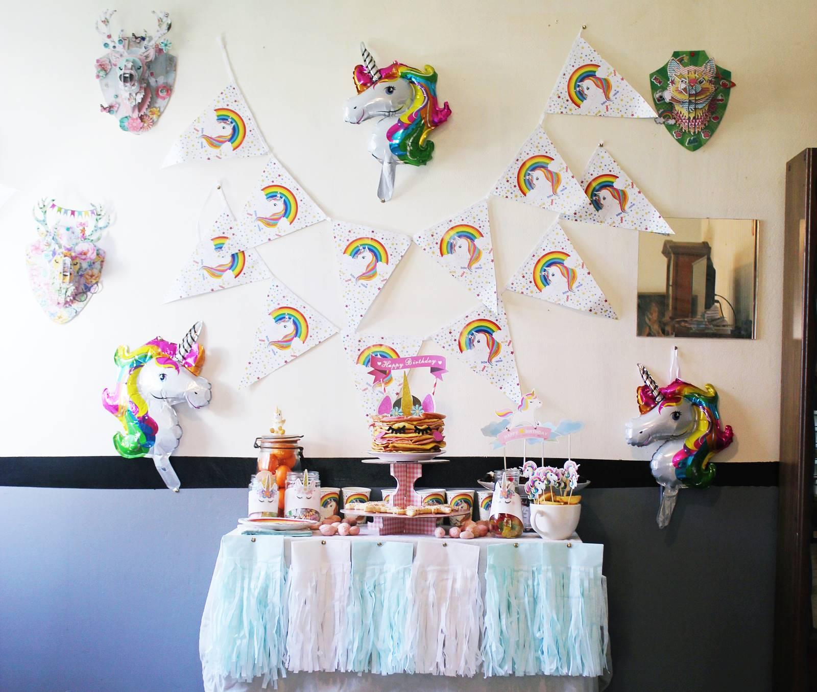 Blog anniversaire licorne 13