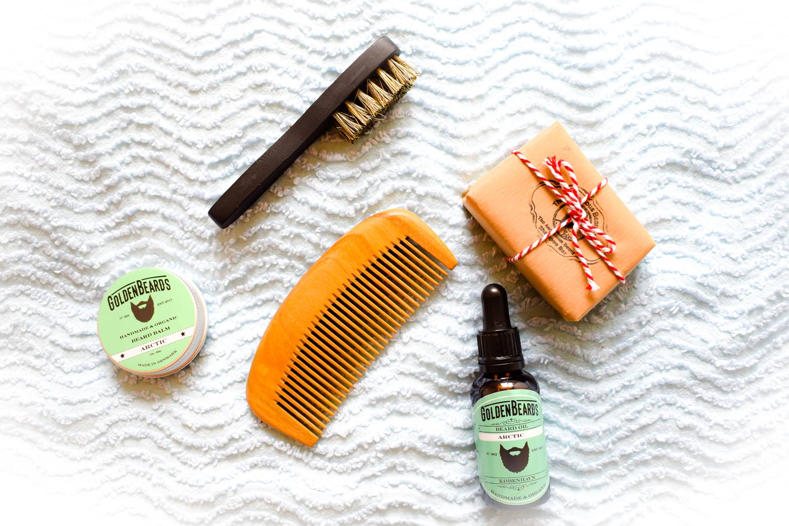 Blog haul test trendhim barbe produits bio zero dechet