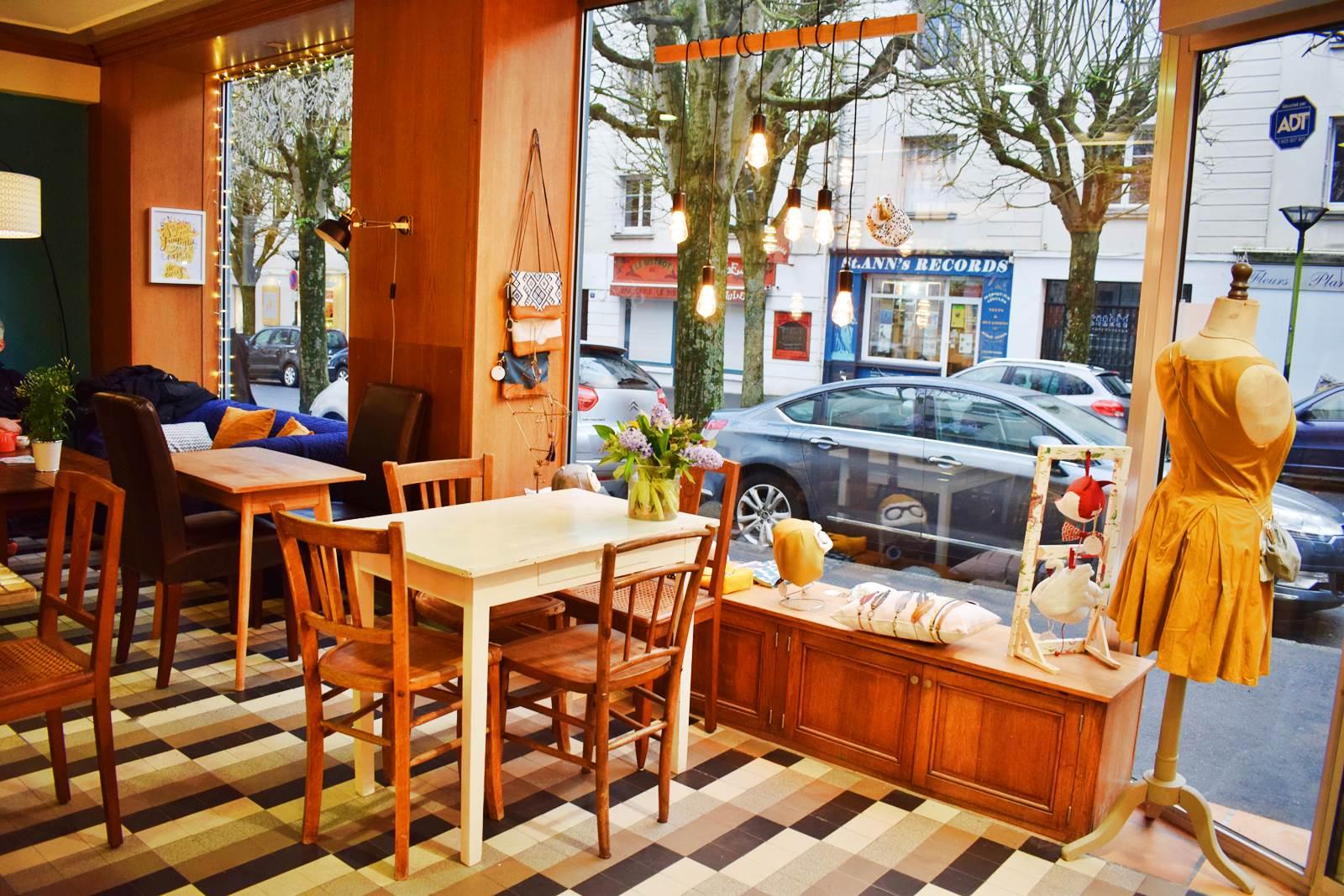 Bloom un salon de th multifacette et z ro d chet for Salon de voyage