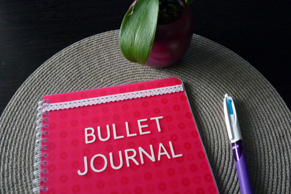 Bullet journal zoom