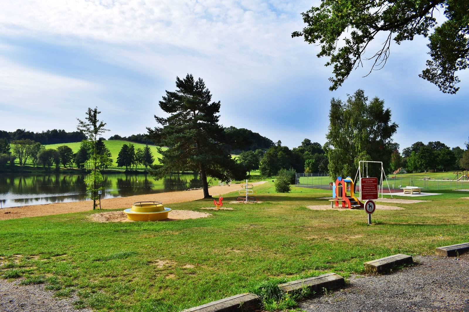 Camping de montreal limousin voyage famille 6