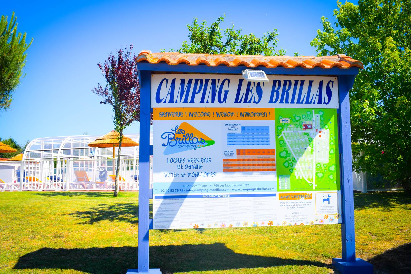 Camping les brillas pornic kids friendly zero dechet ferme 5