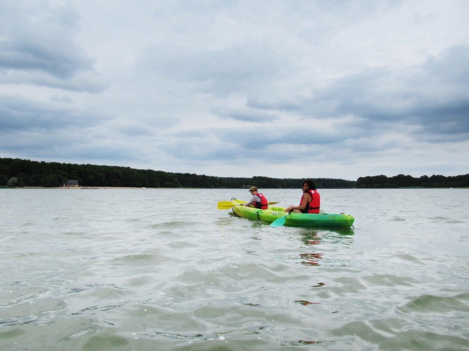 Canoe kayak vioreau blog