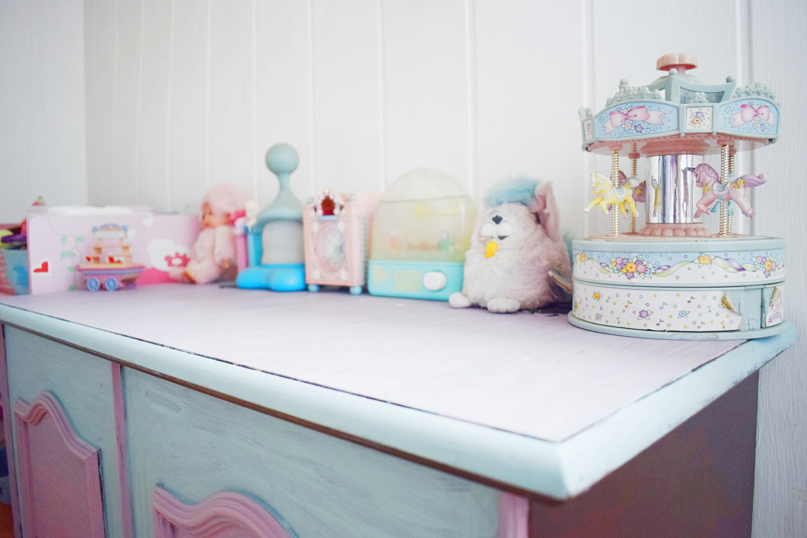 Chambre Fille Pastel Diy 1