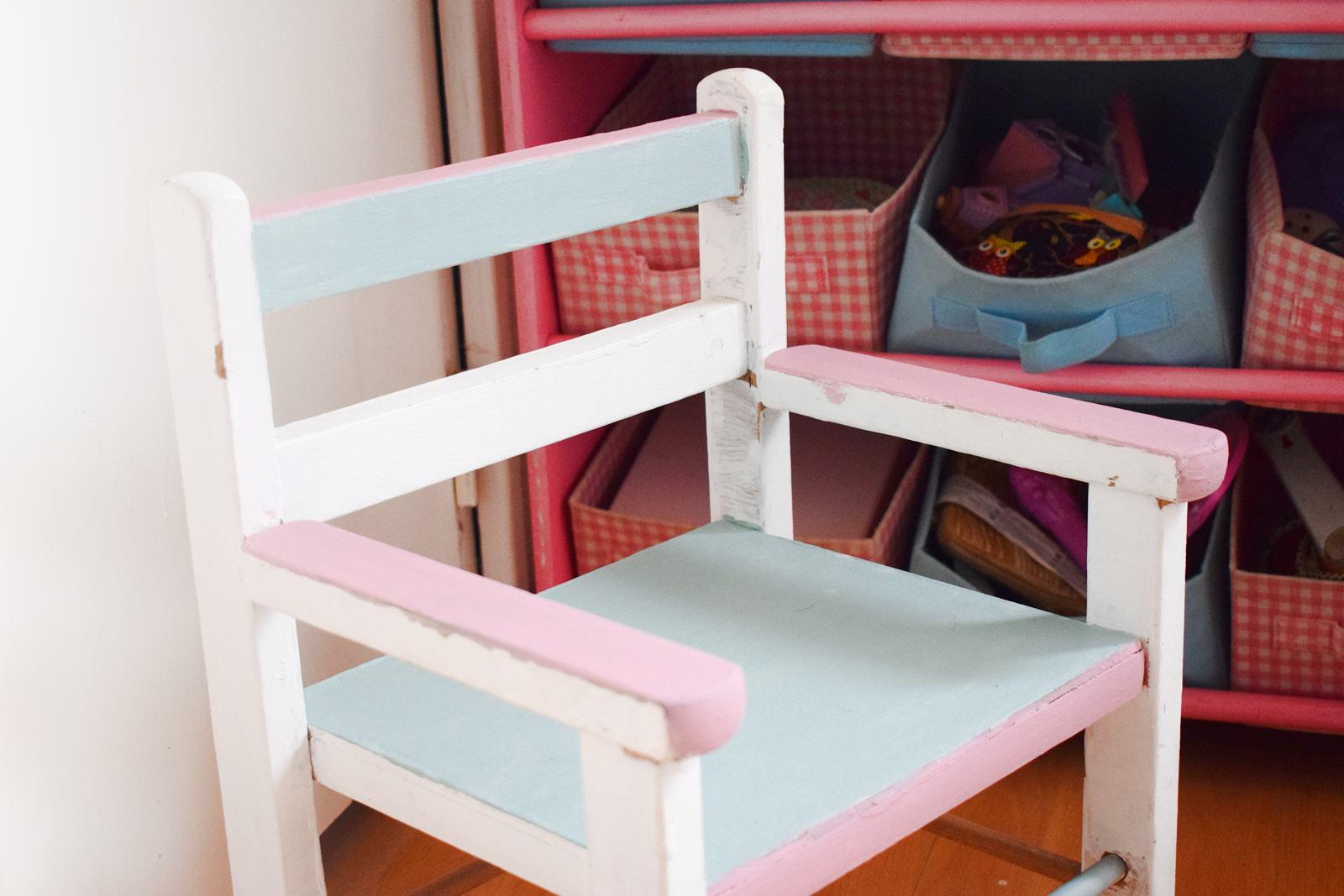 chambre fille ton pastel. Black Bedroom Furniture Sets. Home Design Ideas