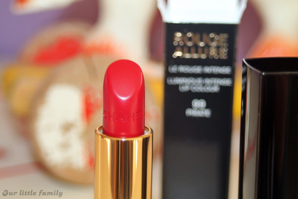 Chanel rouge allure 99 pirate 4