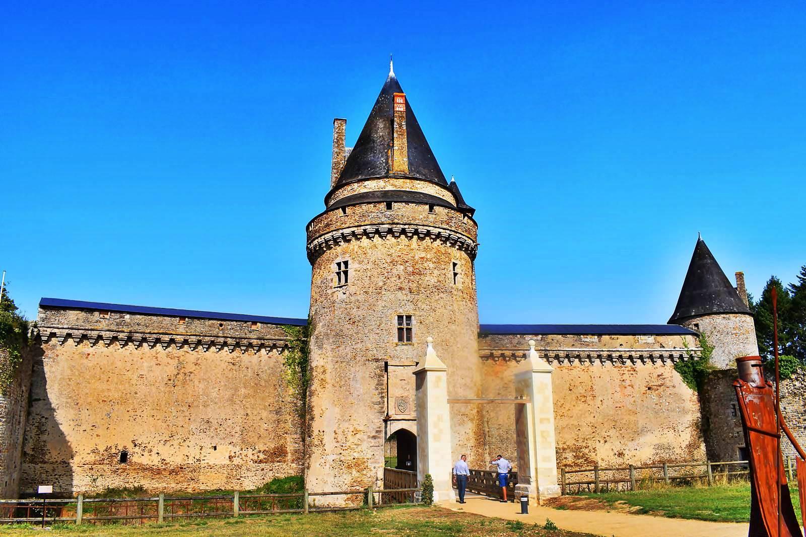 Chateau blain loire atlantique