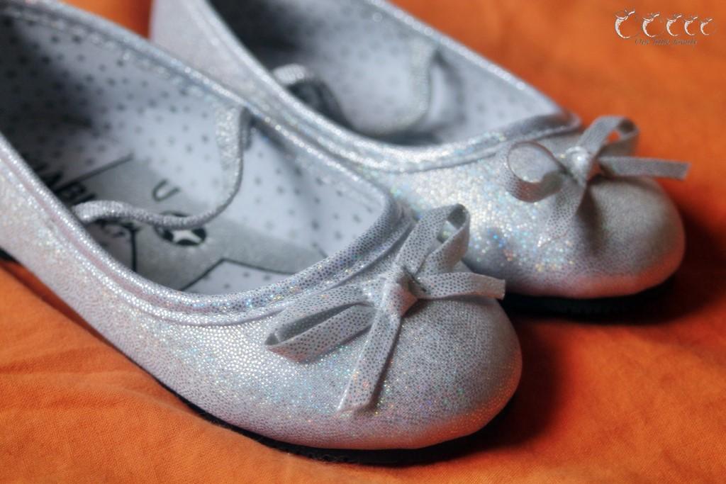 Chaussures grise kiabi 1