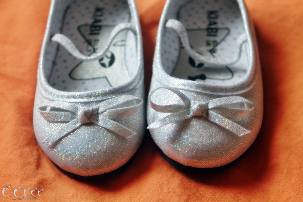 Chaussures grise kiabi