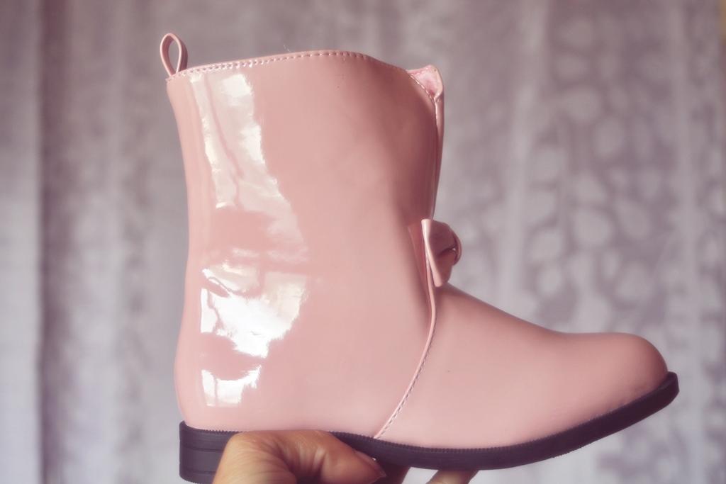 Chaussures roses kiabi 1