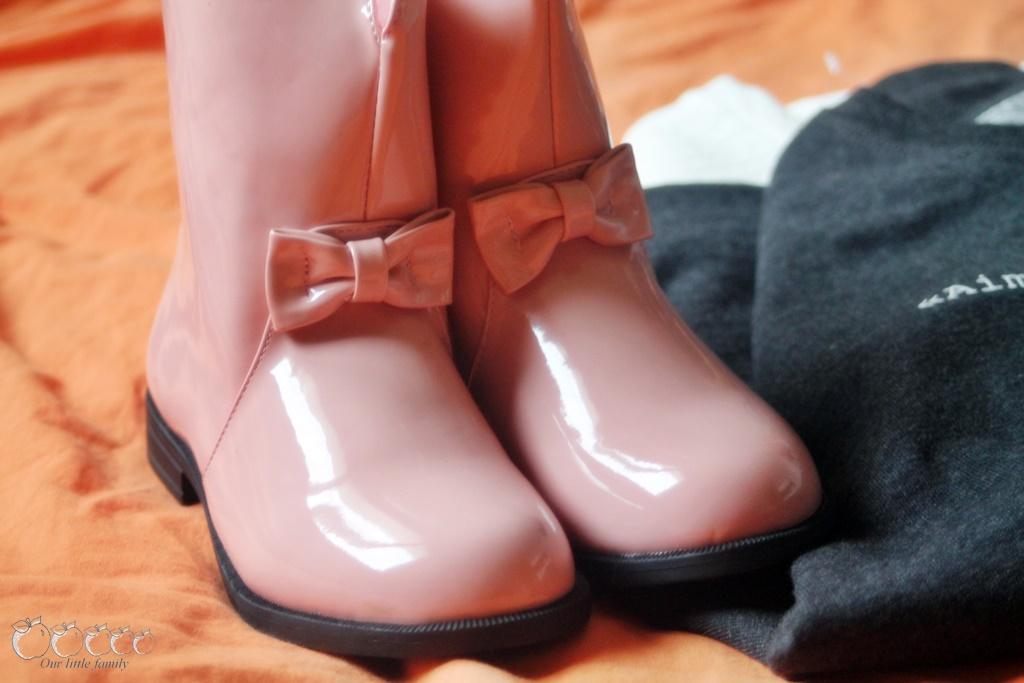 Chaussures roses kiabi 4 copie