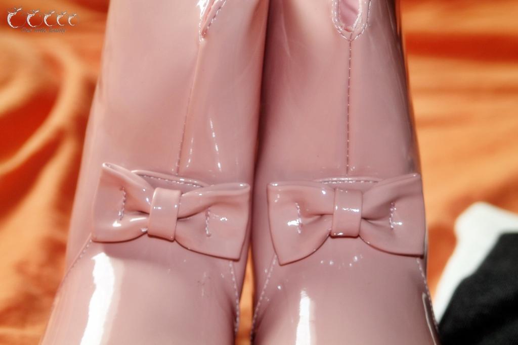 Chaussures roses kiabi 6