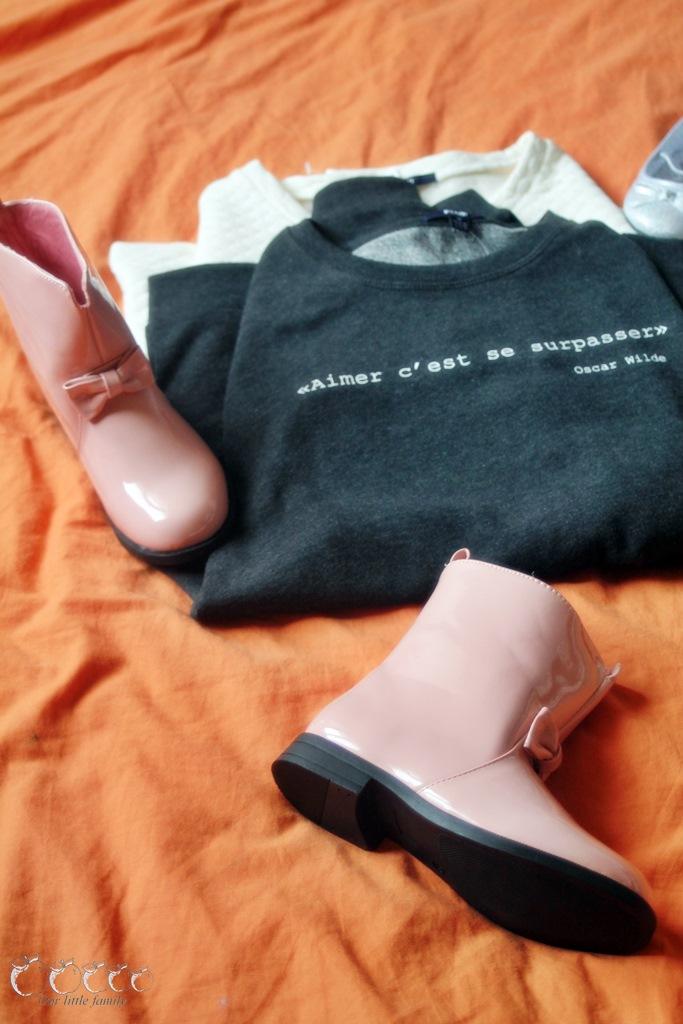 Chaussures roses kiabi 7