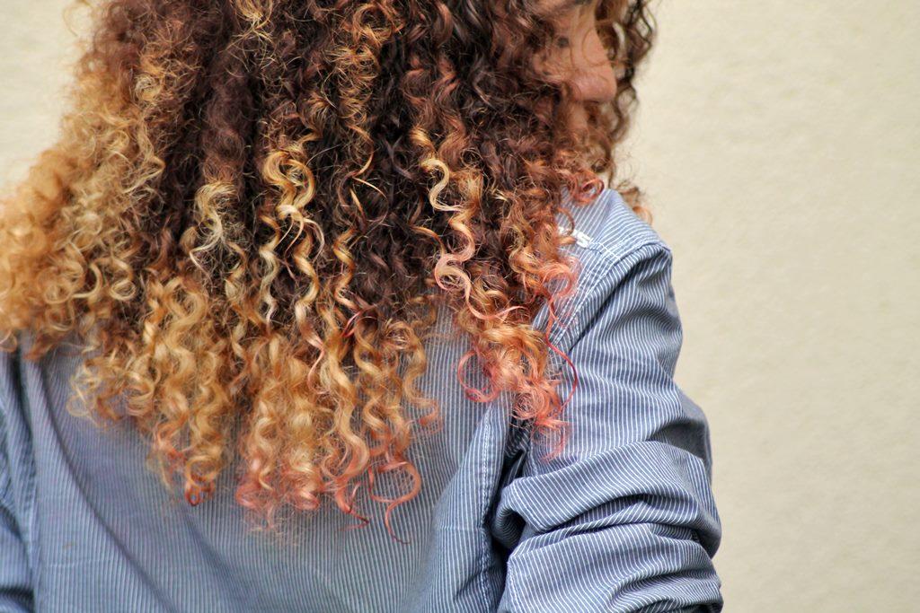 Coloration cheveux avec colorant alimentaire 14