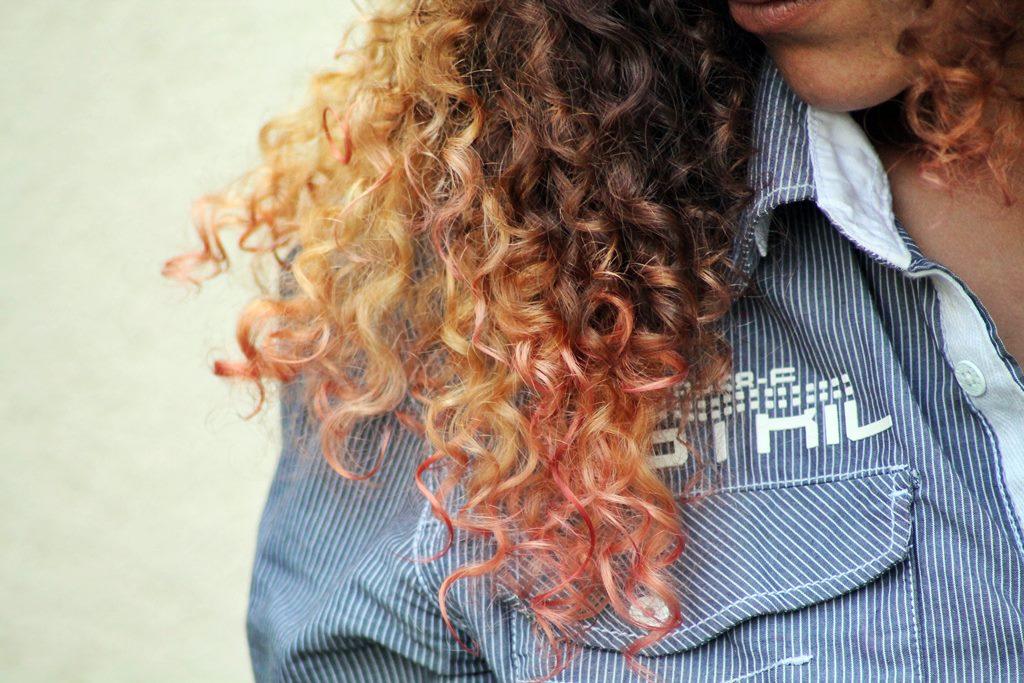 Coloration cheveux avec colorant alimentaire 15