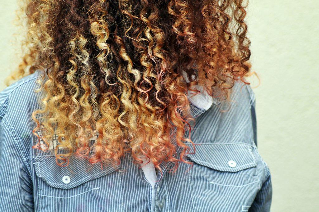 Coloration cheveux avec colorant alimentaire 16