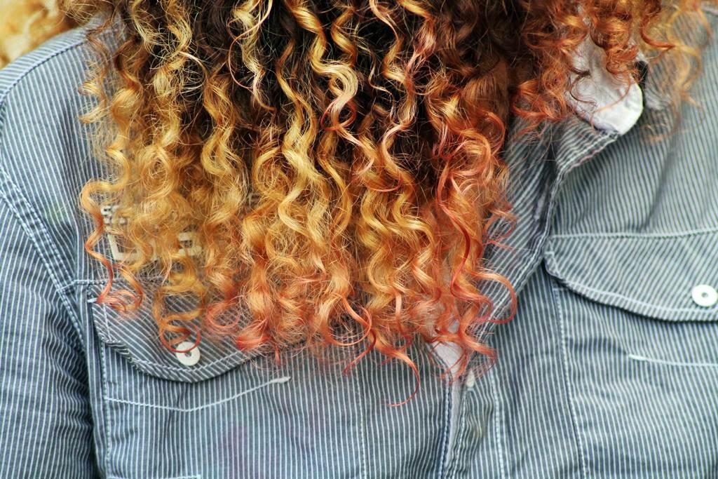 Coloration cheveux avec colorant alimentaire 17