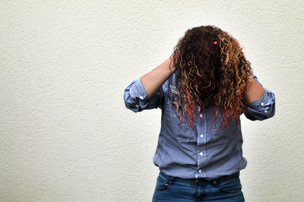 Coloration cheveux avec colorant alimentaire 4
