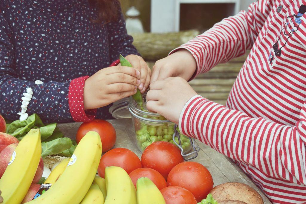 Cuisiner avec ses enfants 1