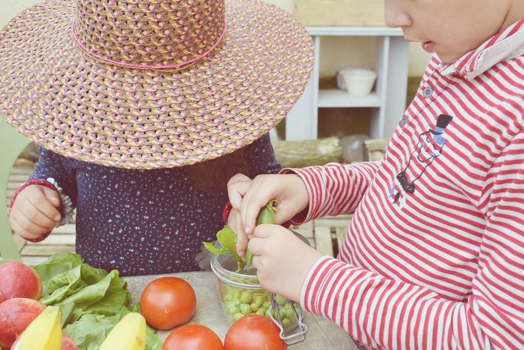 Cuisiner avec ses enfants 2