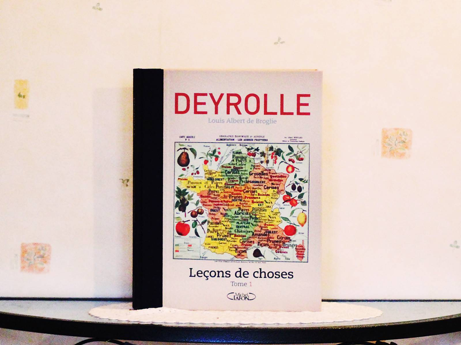 Deyrolle lecon de choses tome 1