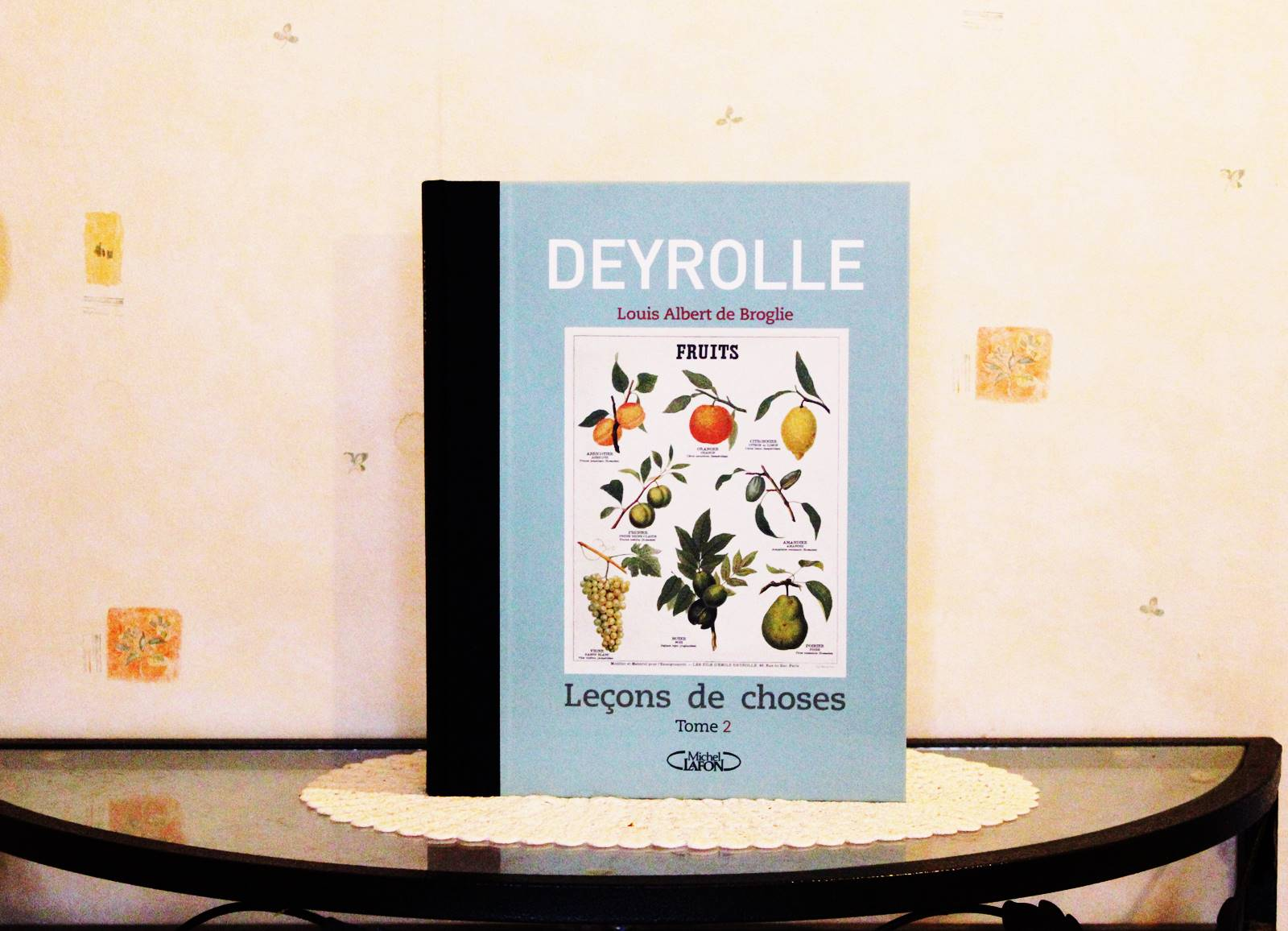 Deyrolle lecon de choses tome 2 vrai 2
