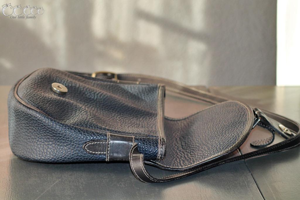 Didier lamarthe vintage cuir sac 1