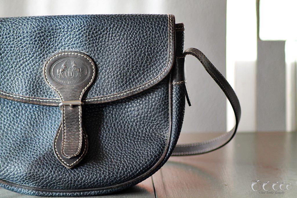 Didier lamarthe vintage cuir sac 2