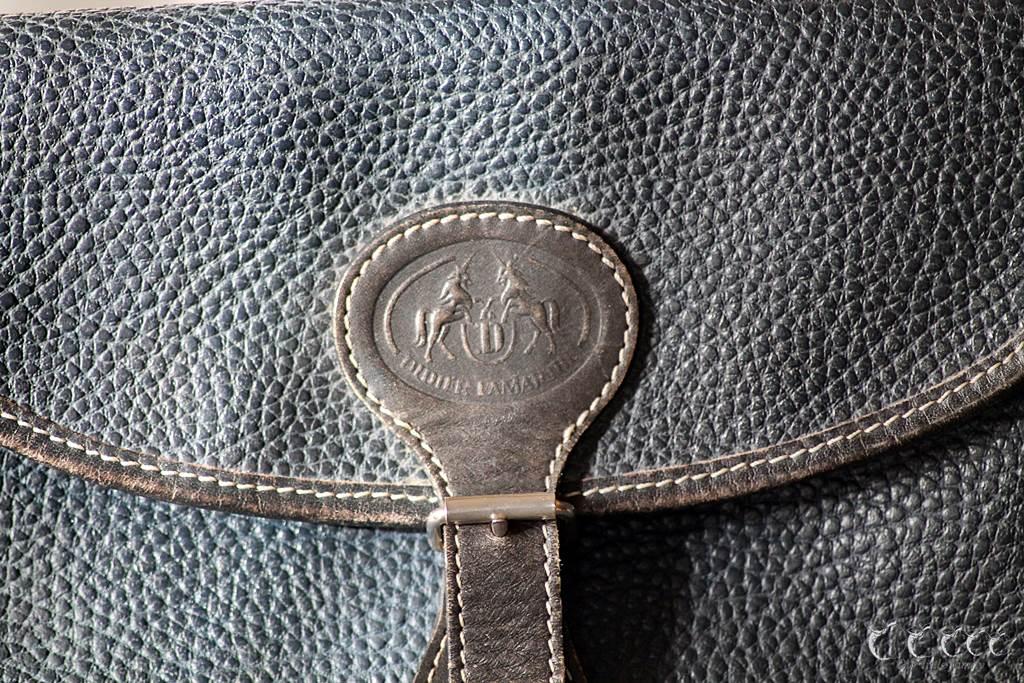 Didier lamarthe vintage cuir sac 3