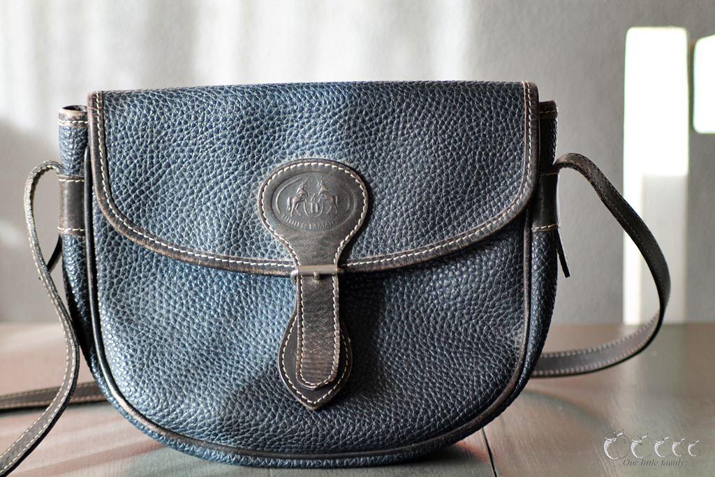 Didier lamarthe vintage cuir sac 4