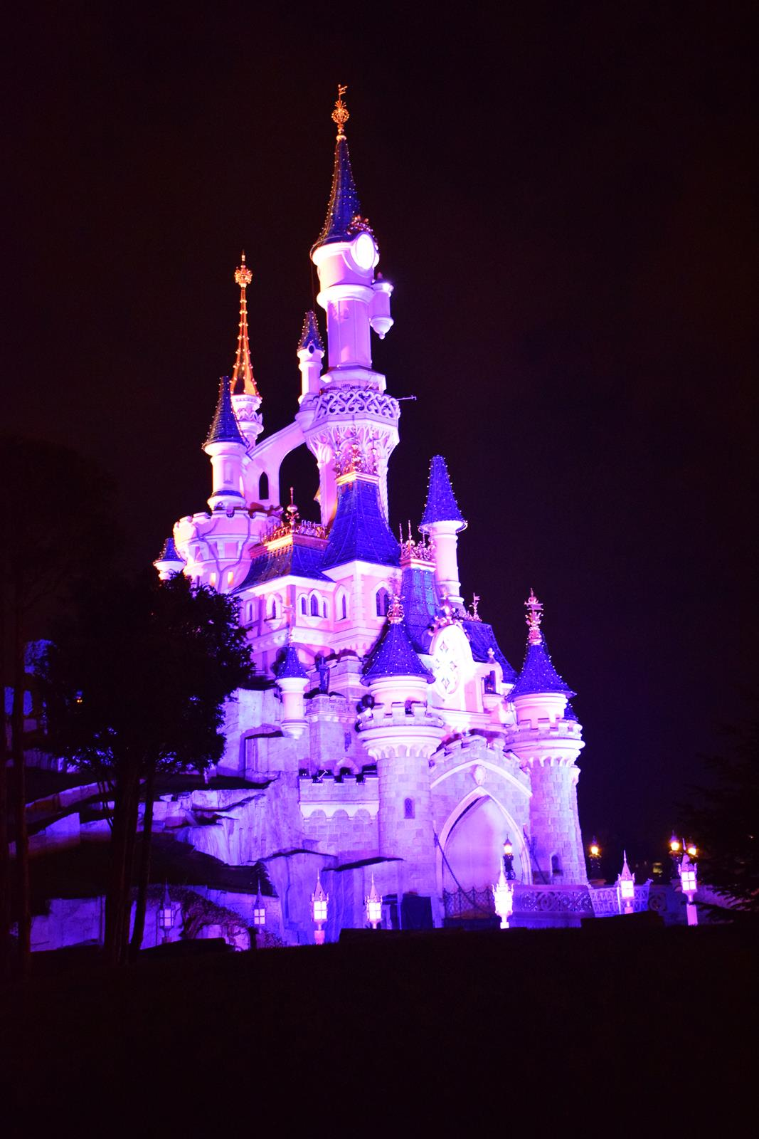Disney land paris noel 2017 11